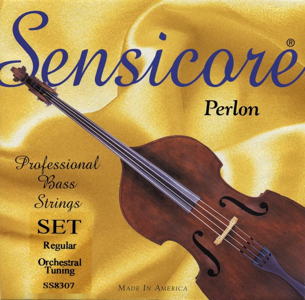 Super Sensitive String Bass Care 8307
