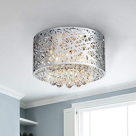 Amazon.com: Saint Mossi - Lámpara de techo con lámpara de ...