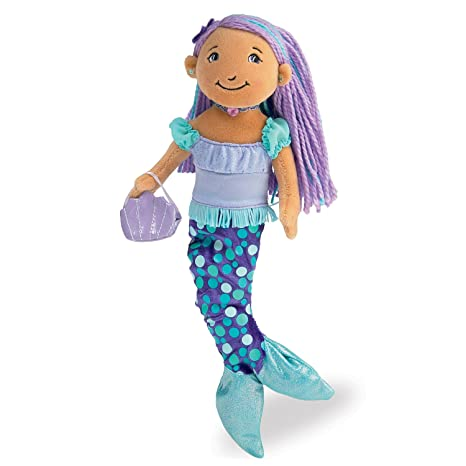 a5a50469f3 Amazon.com  Manhattan Toy Groovy Girls Maddie Mermaid Fashion Doll ...