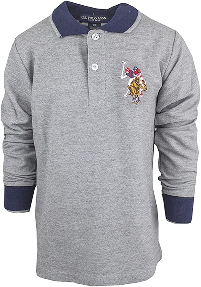 Ragazzi US Polo Assn Manica Lunga T Shirts