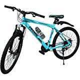 Cosmic Flash 26T 21-Speed MTB Bicycle (Blue/White)