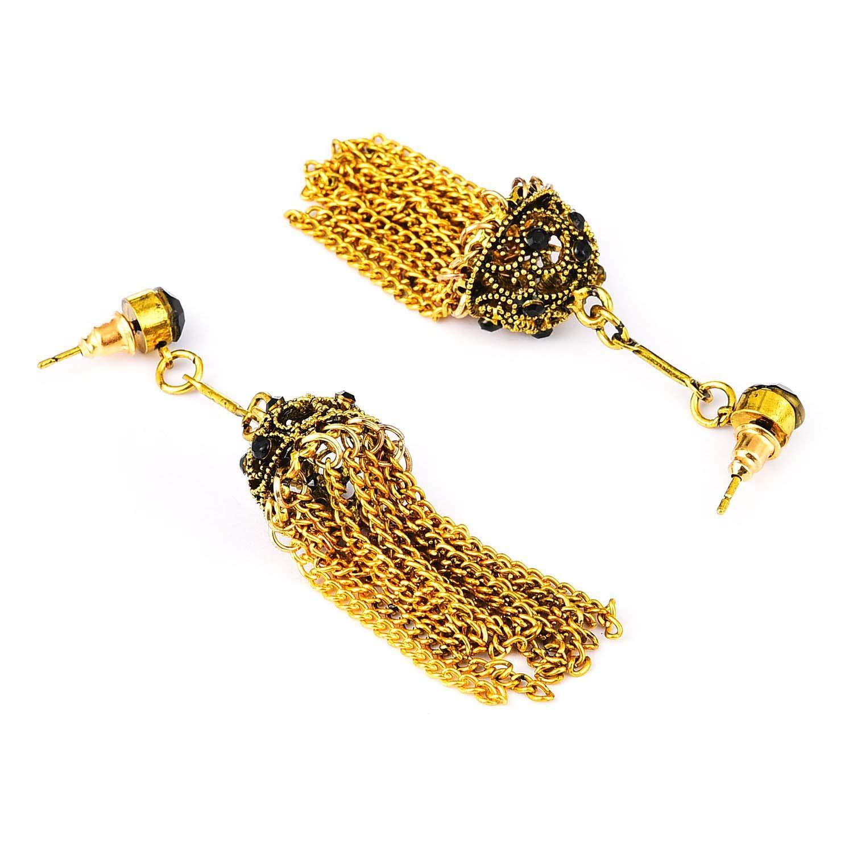 Indian Handicrafts Export Earrings for Women Party Jhumki