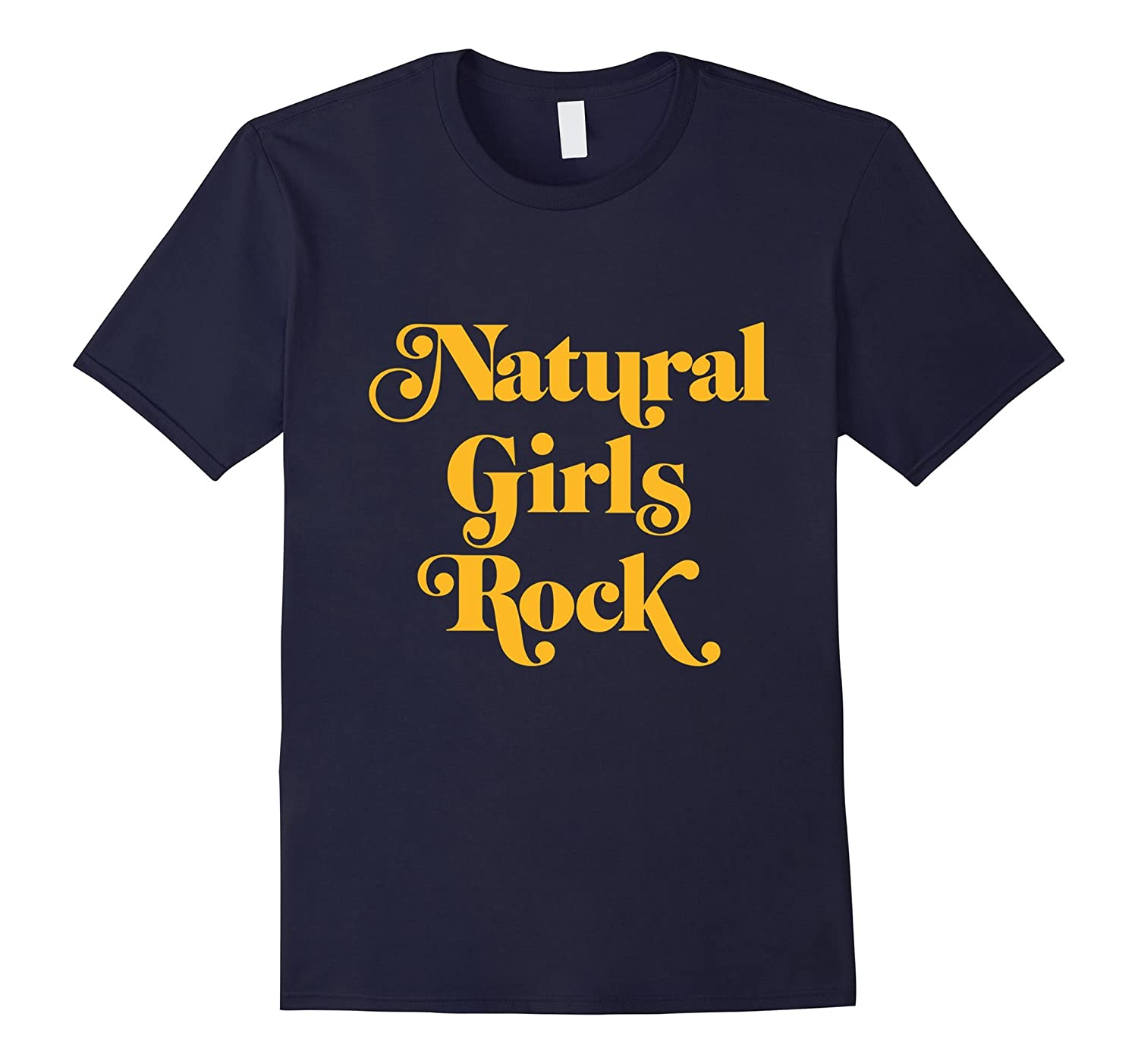 Afro Natural Girls Rock T-Shirt-CD