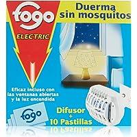 Fogo Anti-Mosquitos Insecticida Insectos Voladores Aparato Eléctrico