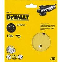 Dewalt DT3125-QZ DT3125-QZ-Discos de lija de 150mm
