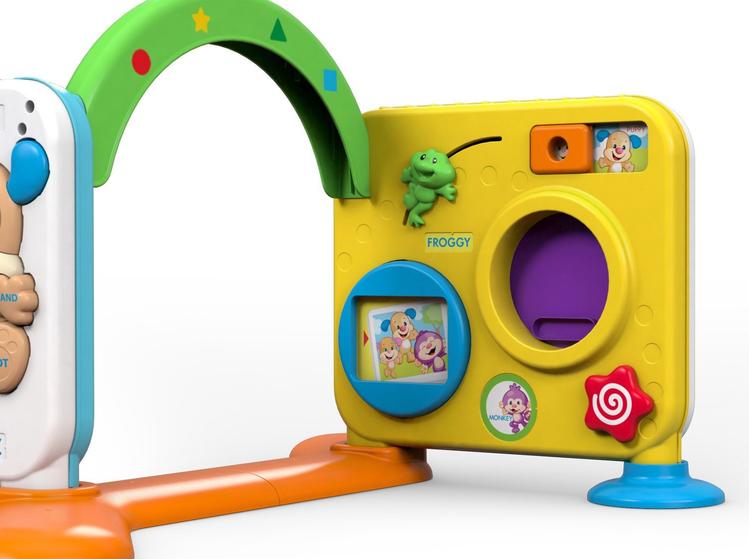 Fisher-Price Laugh & Learn Crawl-Around Learning Center by Fisher-Price (Image #20)