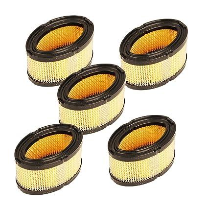 For Tecumseh 33268 John Deere M49746 Garden Grass Trimmer Air Filter Replacement