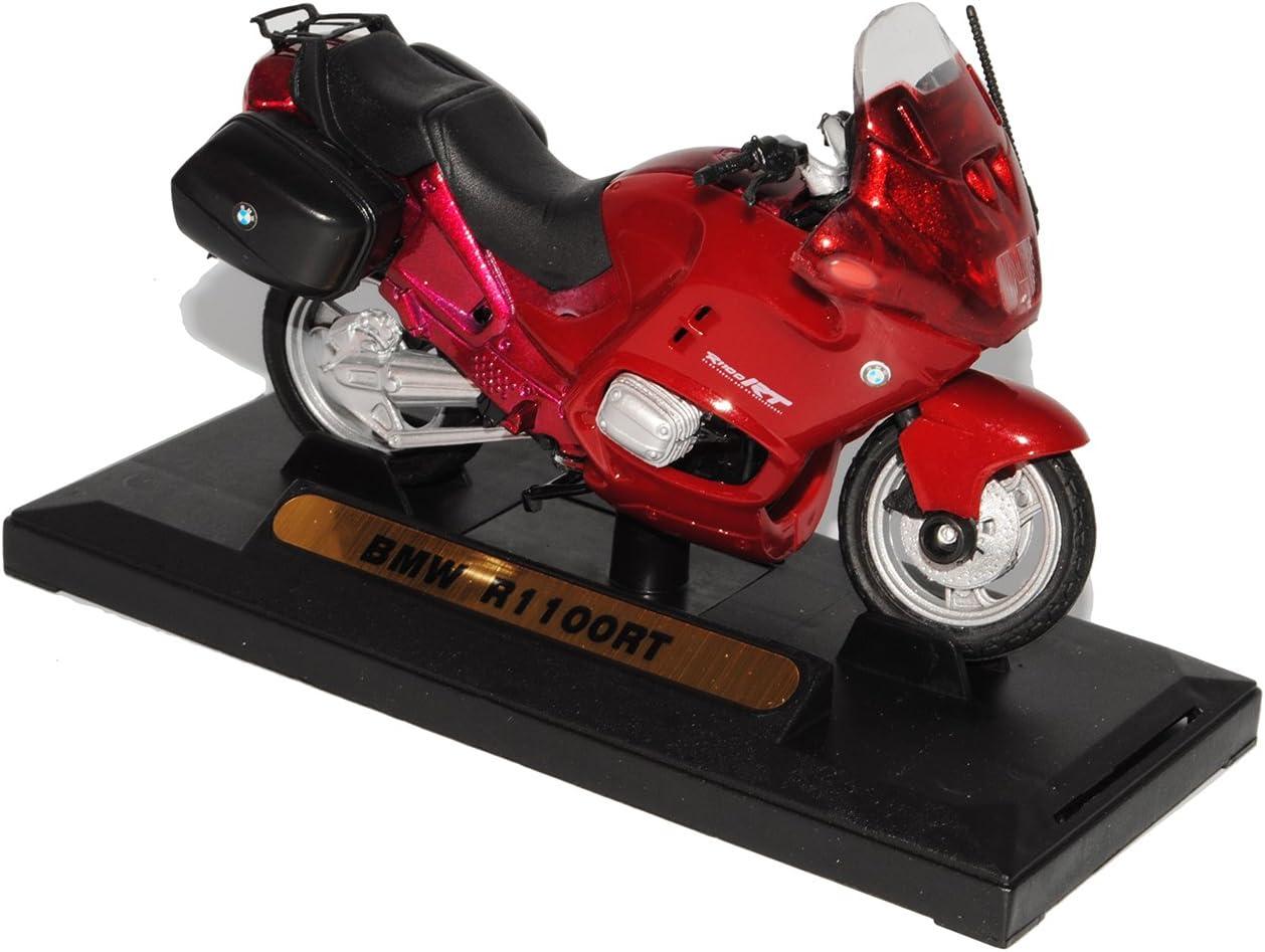 BMW R1100r R 1100 R1100 Rot Red 1//18 Maisto Modellmotorrad Modell Motorrad