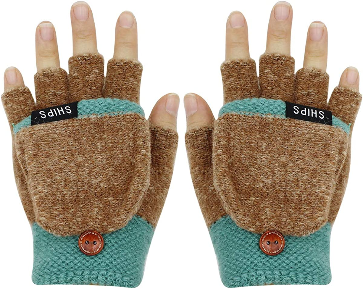 Winter Warm Knit Mittens...