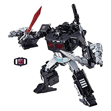 amazon transformers generations power of the primes evolution Transformers Prime Hot Rod transformers generations power of the primes evolution nemesis prime amazon exclusive