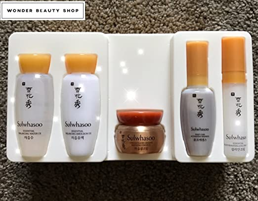 超值!Sulwhasoo Kit II Mini 护肤5件套