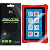 [3-Pack] Dmax Armor- Nabi 2 / Nabi 2S 7-inch Tablet Screen Protector High Definition Clear Shield - Lifetime Replacements Warranty- Retail Packaging