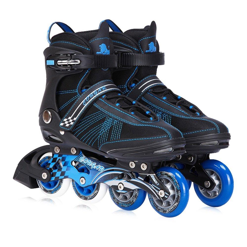 Sunkini Klassische Rollschuhe Herren Racing Skates Inline Skate ABEC-9 Lager Reise Urban Outdoor für Erwachsene