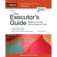 Image for Executor's Guide, The: Settling a Loved One's Estate or Trust