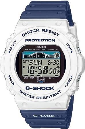 Casio Reloj Digital para Hombre de Cuarzo con Correa en Resina GWX ...
