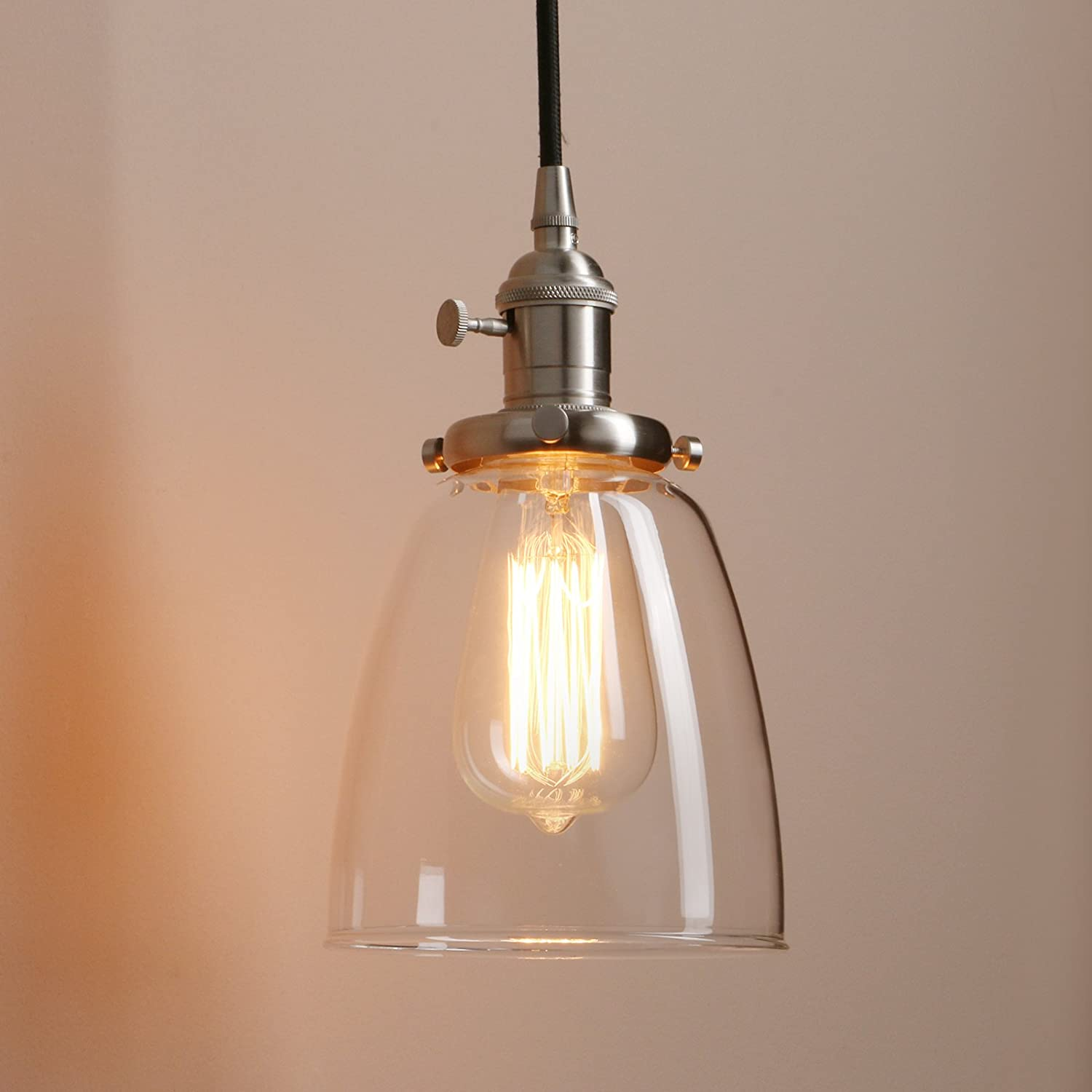 Pathson Industrial Modern Vintage Loft Bar Kitchen Ceiling Pendant Lights