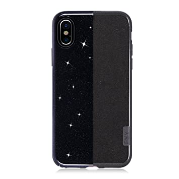 1d886b7d75 Amazon | iPhone XS ケース iPhone X ケース, Fyy 極薄 軽量 TPU クリア ...