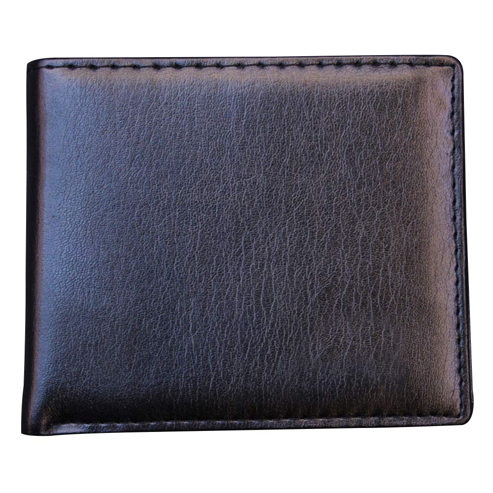Men Business Faux Leather Wallet Card Holder Clutch Pocket Slim Purse Pouch Key Cash Coin Bag Gift Connoworld