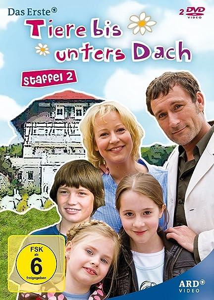 Tiere Bis Unters Dach Staffel 2 2 Dvds Amazon De Heikko