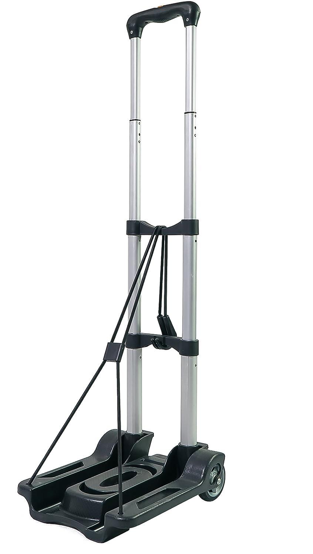 Portable Aluminum Foldable Luggage Hand Cart Capacity 85Lbs .Ltd.