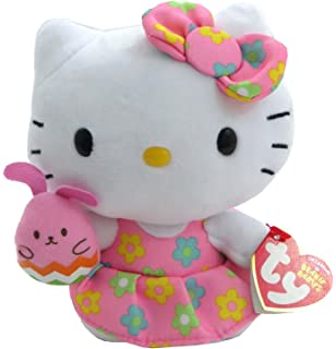 Ty Hello Kitty - Easter Pink Bunny