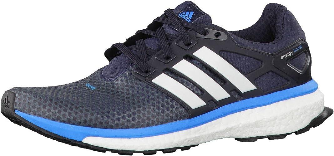 adidas - Zapatillas de Running para Hombre Azul Azul, BLU - BLU ...