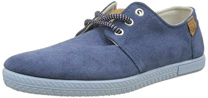 FLY London Damen Stot267fly Sneaker, Blau (Light Blue), 36 EU