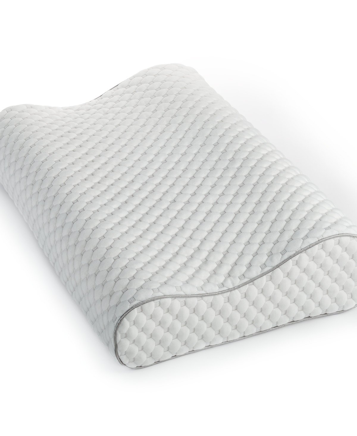 Martha Stewart Collection Dream Science Memory Foam Contour Pillow Bedding