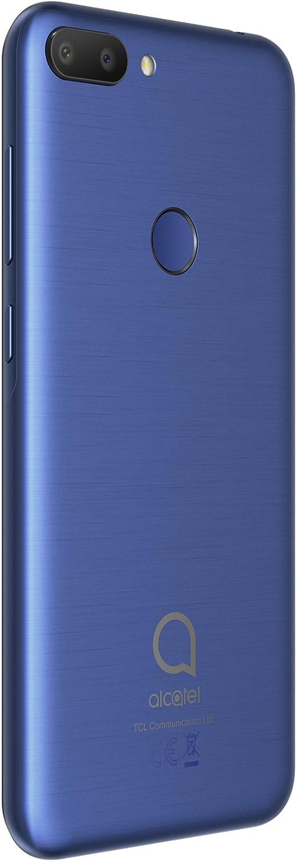 Alcatel 1S, Teléfono Móvil, 1, Azul: Alcatel: Amazon.es: Electrónica