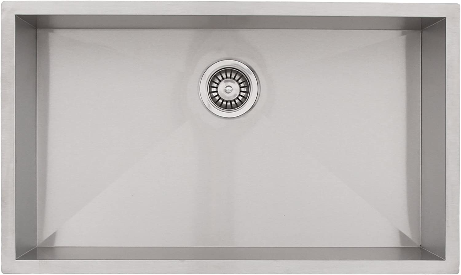 Swanstone US02021SB.011 Solid Surface Undermount Double-Bowl Kitchen Sink, 21-in L X 20.25-in H X 9-in H, Tahiti White
