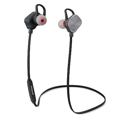 Mpow Magneto Auriculares inalámbricos Bluetooth V4.1 sudor deporte auriculares de cancelación de ruido estéreo