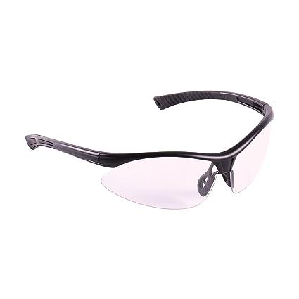 b89d2500e8 Amazon.com   Allen Interchangeable Lens Shooting Glasses (Clear