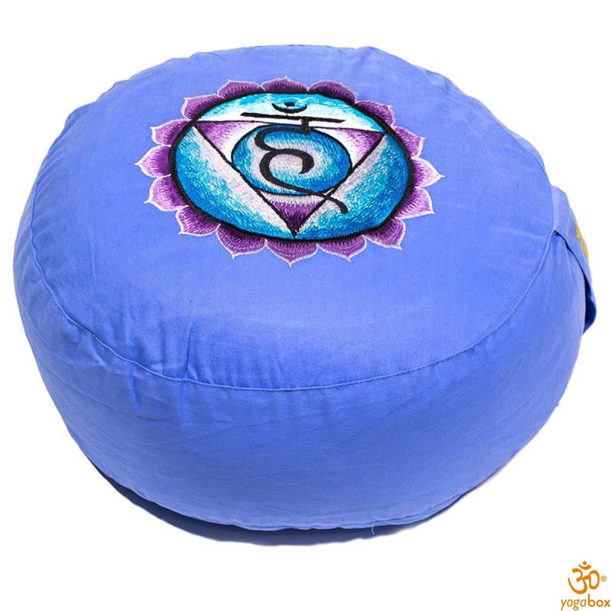 Yogabox Meditation cushions Chakra Gl/ückssitz