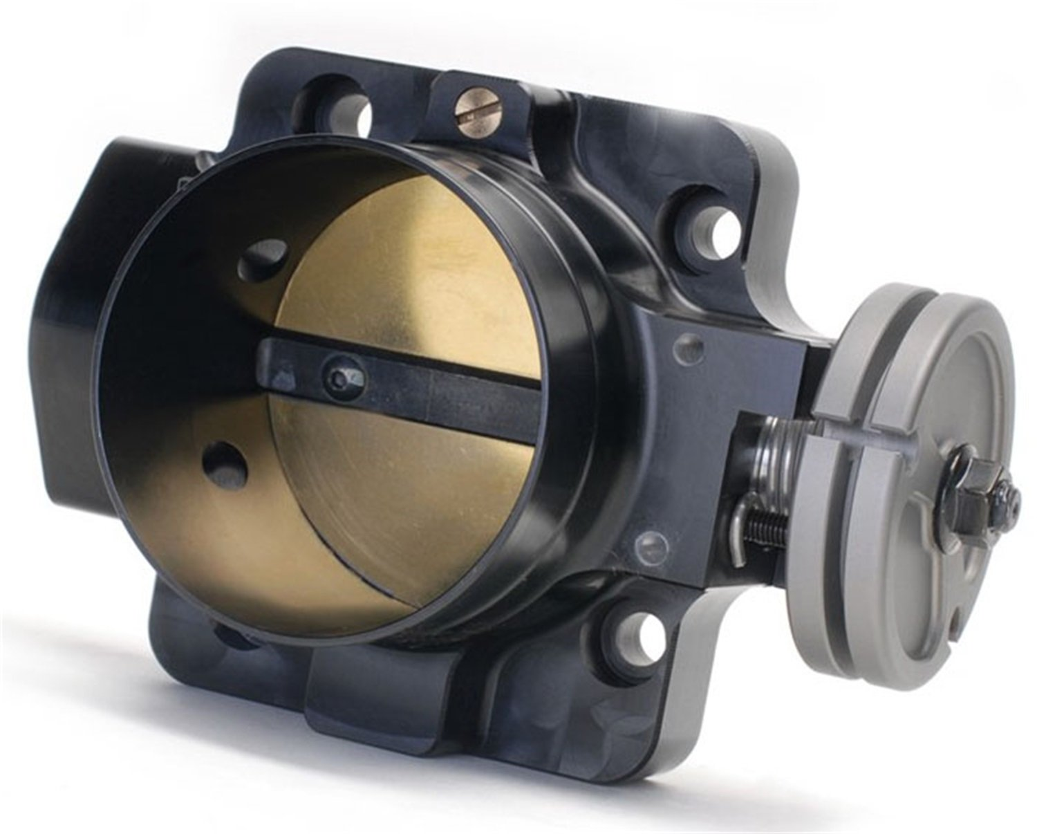 Skunk2 309-05-0055 Pro Series Black Anodized 70mm Throttle Body for Honda B, D, H, F-Series Engines