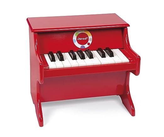 138 opinioni per Janod- J07622- Confetti Red Piano