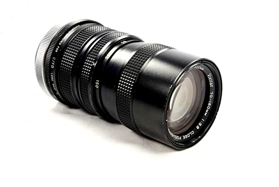 Review Vivitar 70-150mm Canon FD-Mount
