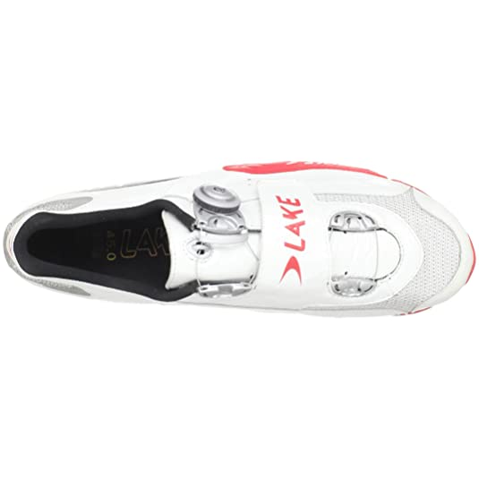 Lake - Zapatillas de ciclismo para hombre: Amazon.es: Zapatos y complementos
