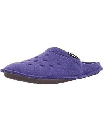 ea9fb7ff8 Crocs Classic Slipper, Zapatillas de Estar por casa Unisex Adulto