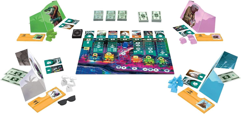 Quined Games Counterfeiters - Juego de Mesa [Inglés]: Amazon.es: Juguetes y juegos