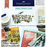 Faber Castell FBR770504T Honey Resin Starter Kit