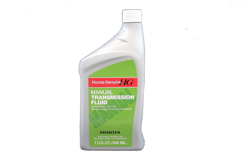 Amazon.com: Genuine Honda Fluid 08798-9031 Manual Transmission Fluid - 1  Quart: Automotive