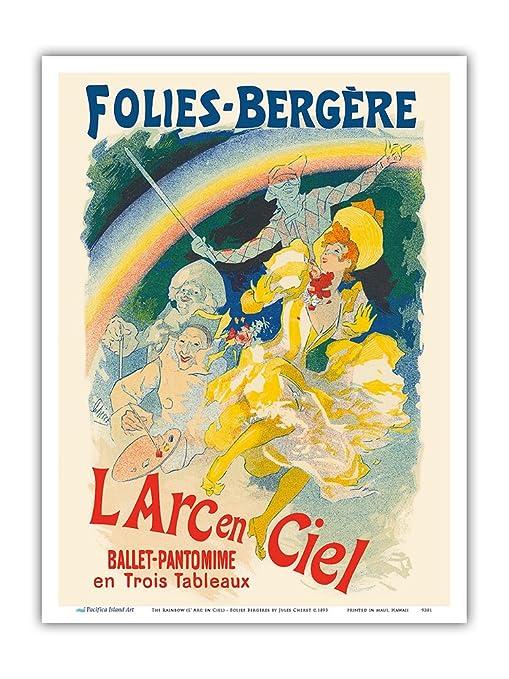 Pacifica Island Art El Arco Iris (L ARC en Ciel)-Ballet ...