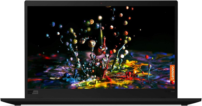 "Lenovo ThinkPad X1 Carbon 7th Generation Ultrabook: Core i7-8565U, 16GB RAM, 512GB SSD, 14"" FHD Touchscreen Display, Backlit Keyboard (Renewed)"