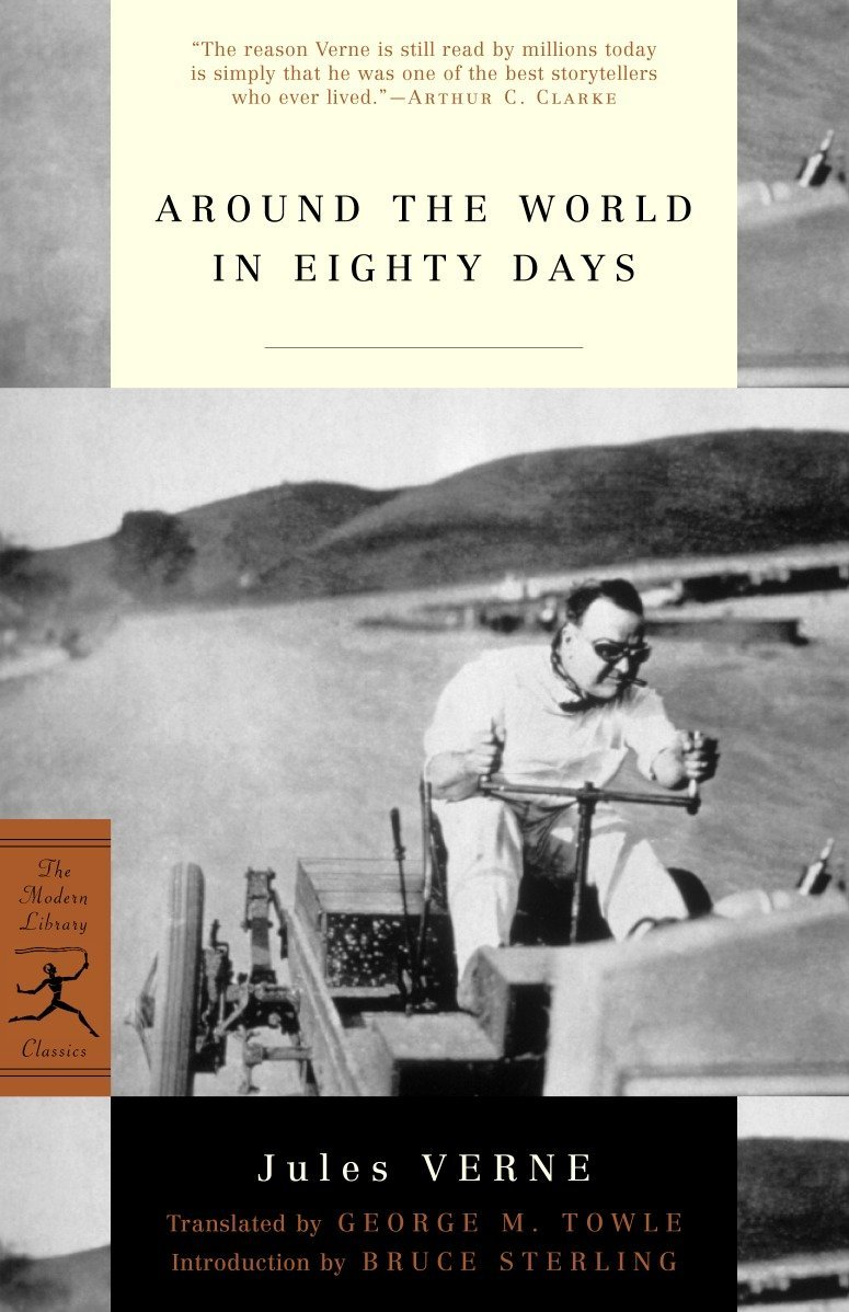 Download Around the World in Eighty Days (Modern Library Classics) pdf epub