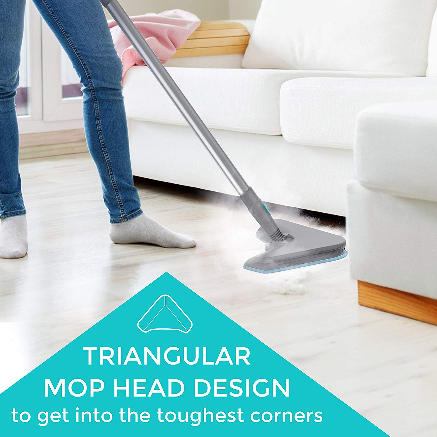 PurSteam ThermoPro Steam Mop
