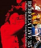 【Amazon.co.jp限定】REBECCA LIVE '85 -MAYBE TOMORROW Complete Edition-(Blu-ray)(スリーブケース付)