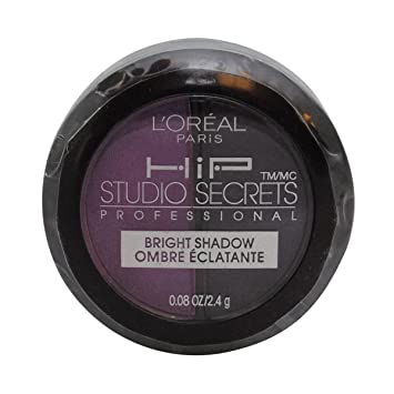 Amazon.com : L'Oreal HiP High Intensity Pigments Bright Shadow Duo ...