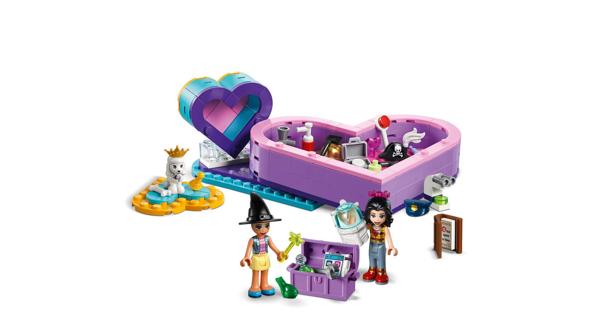 LEGO Friends Heart Box Friendship Pack 41359 Building Kit ...