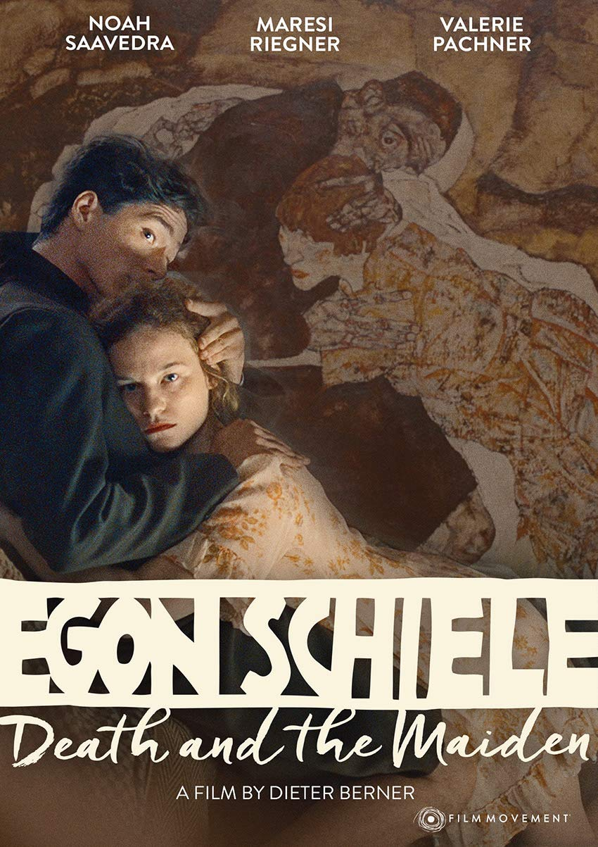 DVD : Egon Schiele: Death & The Maiden (Subtitled)