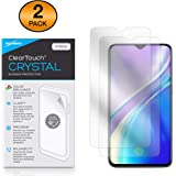 Realme X2 Pro Screen Protector, BoxWave [ClearTouch Crystal (2-Pack)] HD Film Skin - Shields from Scratches for Realme X2 Pro